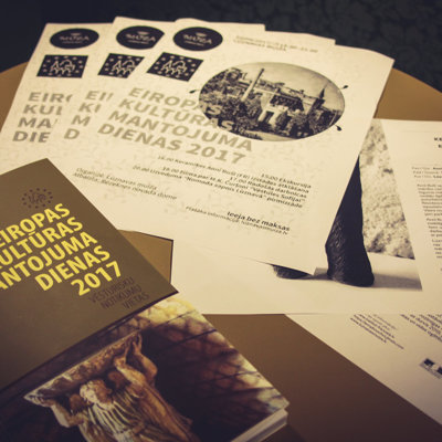 EUROPEAN CULTURAL HERITAGE DAYS 2017