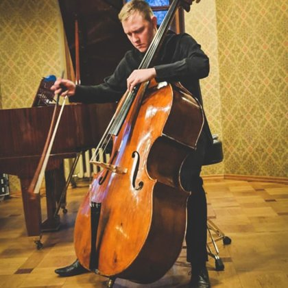 CONTRABASS AND CHAMBER MUSIC 24/11/2018