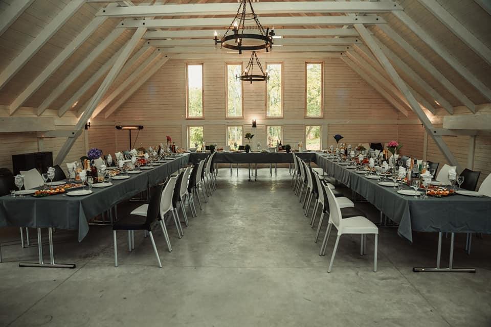 Luznava manor catering