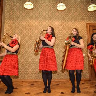 Saksofonu kvarteta n[ex]t move koncerts 21/11/2015