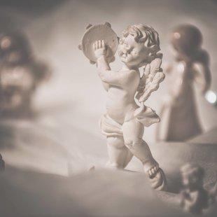 Iluta Arbidāne. Eņģeļi