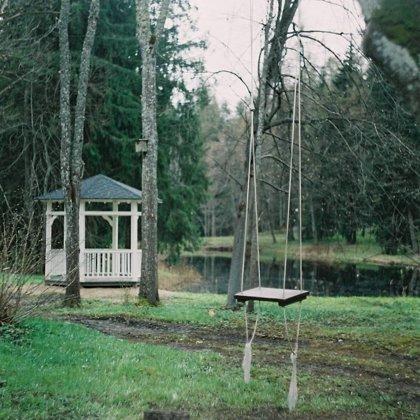 Šūpoles muižas parkā