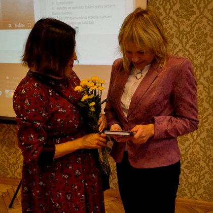 INGA ĀBELE. Literārās sarunas Lūznavas muižā 30/09/2018