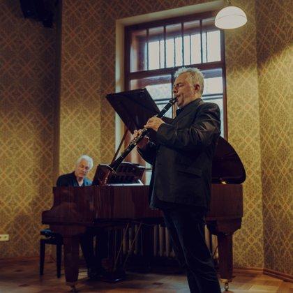GERSHWIN. Jean-Marc Foltz & Stephan Oliva (Francija) 12/10/2019