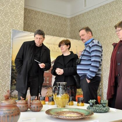 Latgale Potter`s days 2016. Opening of the exhibition 30/04/2016