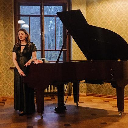 Piano music concert. UN SOSPIRO 03/11/2019