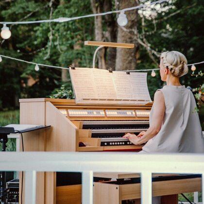 Iveta Apkalna. MUSIC OF THE WHITE NIGHT 03/07/2021