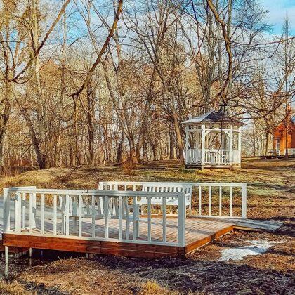 EASTER in Luznava Manor park 03/04/2021