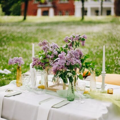 INSPIRATION OF SUMMER PICNICS
