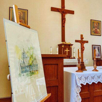 CHURCH NIGHT IN MANOR`S CHAPEL 29/05/2021