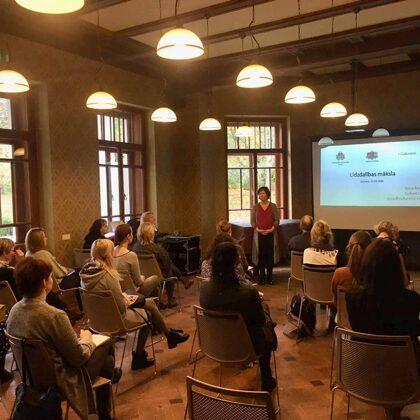 Seminar PARTICIPATIVE ARTS 15/10/2020