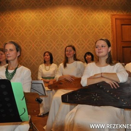 Folk group RŪNAS and group AUSTRAS KOKS.Concert of the first advent 03/12/2017