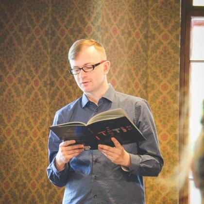 KĀRLIS VĒRDIŅŠ.Literary talks in Luznava Manor 02/06/2019