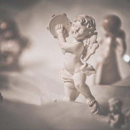 Iluta Arbidāne. Angels