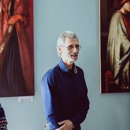 Broņus Rutkauska (LT).Opening of the exhibition 28/04/2019
