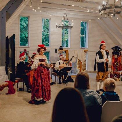 Ancient music performance SV. GENĒZIJA TRUPAS CEĻOJUMS PA EIROPU 14/09/2019