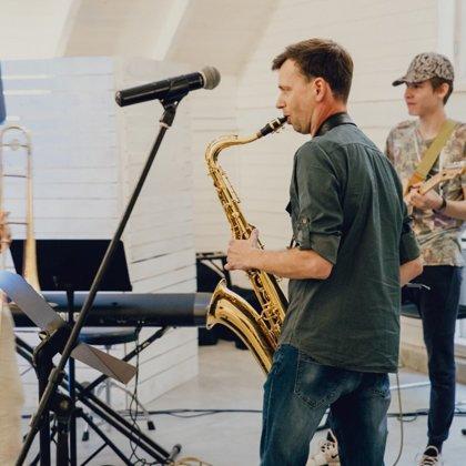 Jazz festival ŠKIUŅA DŽEZS.Jam session 28/08/2019
