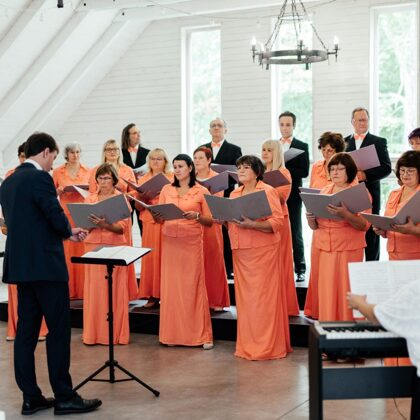 Choir LAI TOP concert 03/10/2020