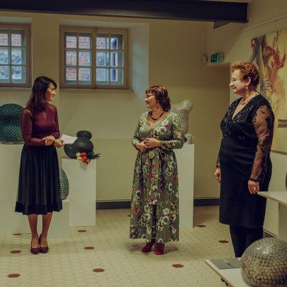 RAPSODIJA SIEVIŠĶĪBAI. Opening of the exhibition 23/11/2019