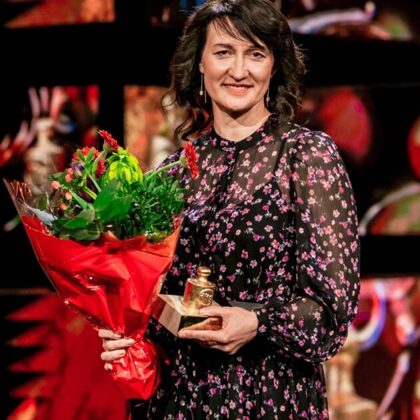 """Latvian public broadcaster`s annual award in culture """"Kilograms kultūras"""". Cultural place of the year 27/02/2021"""