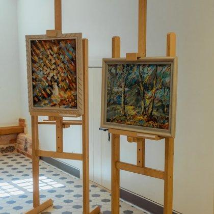 Jānis Igoveņs. LATGALES AINAVAS. Exhibition