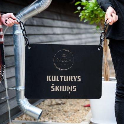 Opening of KULTURYS ŠKIUŅS 21/04/2018