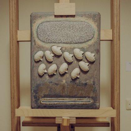 Maruta Raude VIENMĒR MAKSIMĀLI opening of the exhibition 12/10/2019
