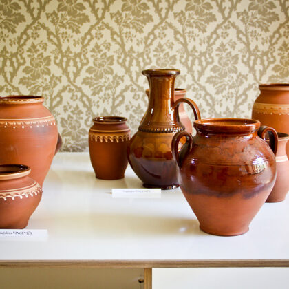 EXHIBITION/Latgale Potter`s days 2016