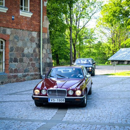 Days of open doors/Latgalian retro cars 24/05/2018
