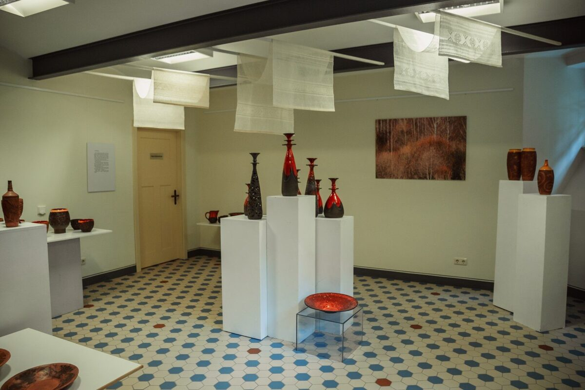 Luznava manor exhibitions