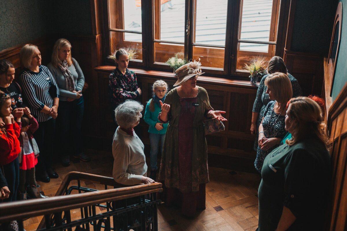 Luznavas muiza ekskursija
