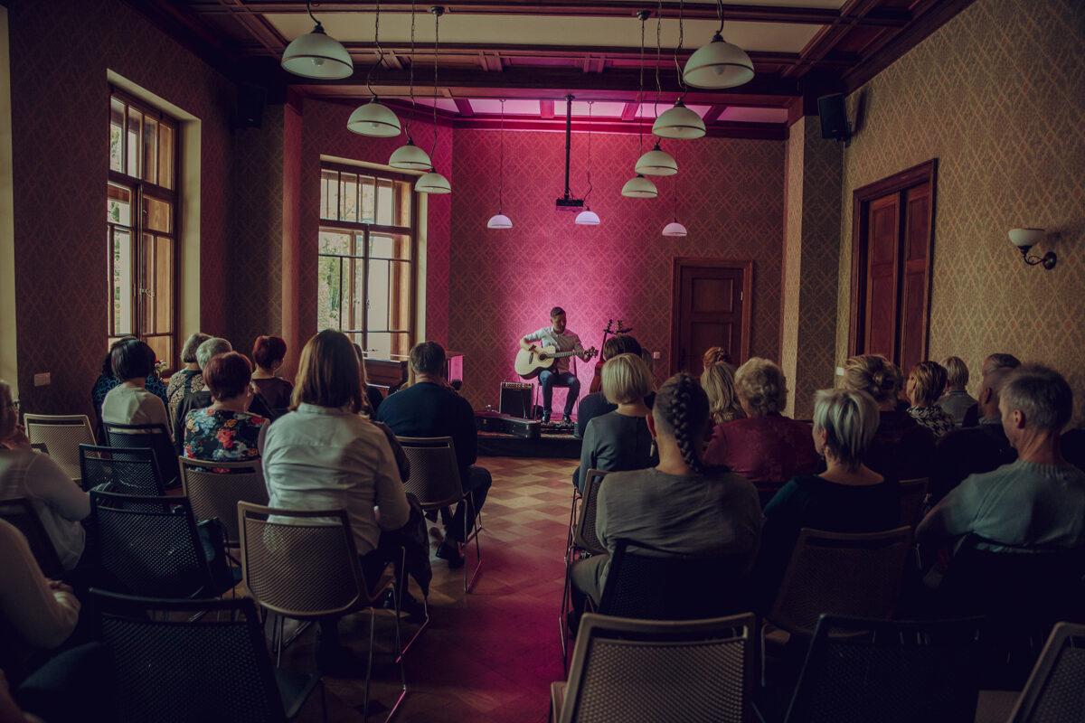 Luznavas muiza koncerti