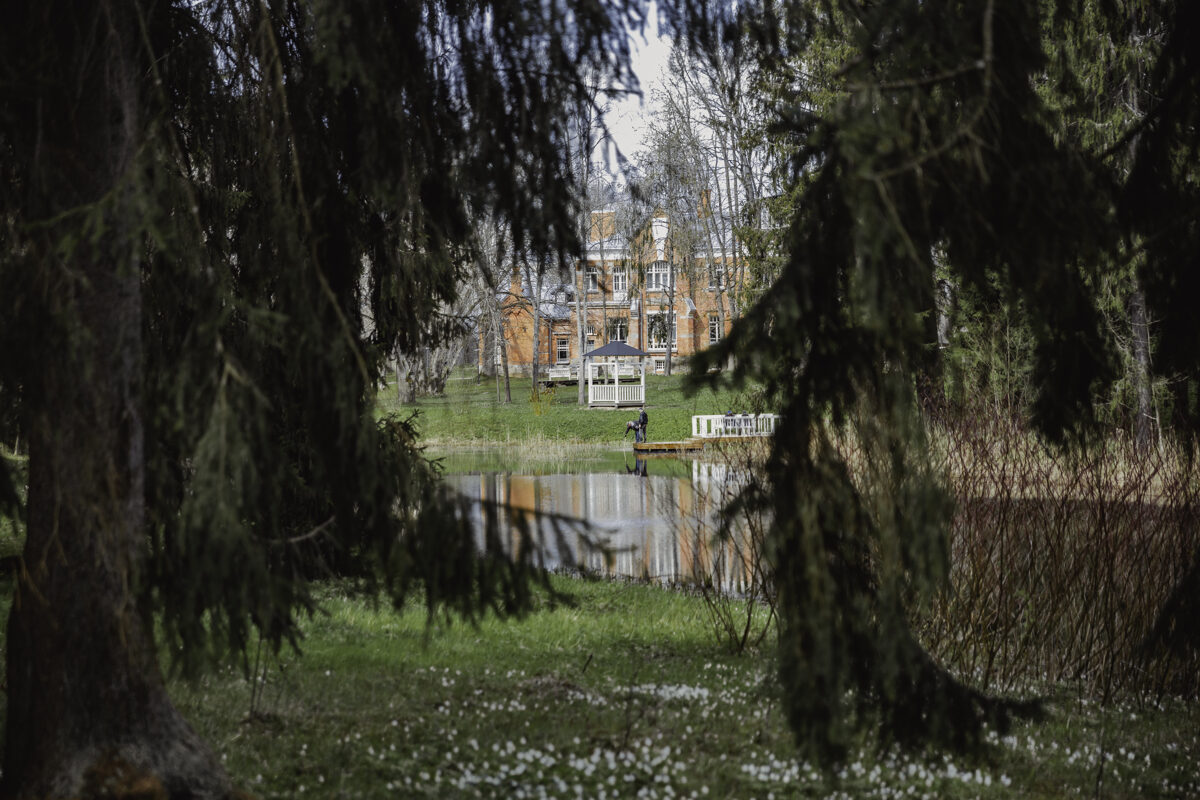 Luznavas muiza parks